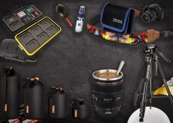 10 accesorios baratos para regalar a un fotógrafo en 2019