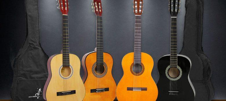 Guitarras cadete económicas y originales